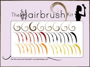 The Hairbrush Kit