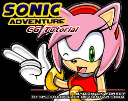 Sonic Adventure Style Tutorial by chaokiller