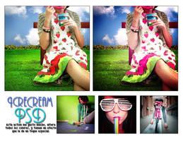 +icecream.psd by seleworld