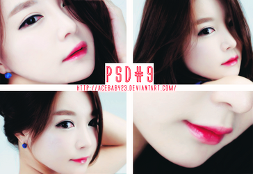 [#9] PSD Coloring by AceBaby23