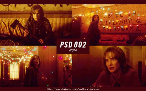 JOYCE || PSD 002