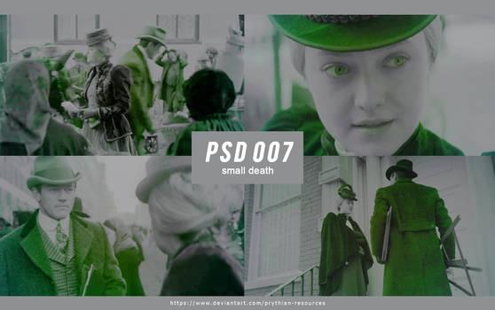 SMALL DEATH    PSD 007