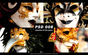 PHANTOM OF THE OPERA   PSD 008