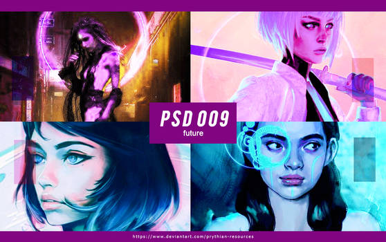 FUTURE || PACK PSDs