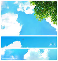 BLUE by benbackman