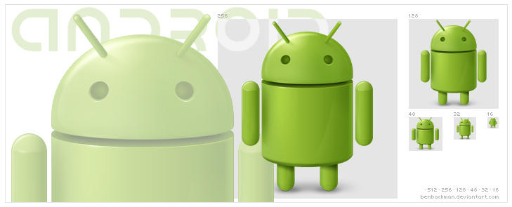 Android Icon by benbackman