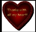 Thanks With All My Heart