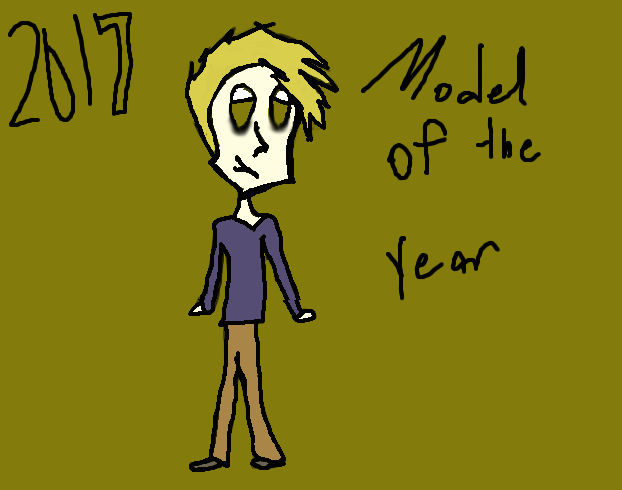 Model of the Year by RiledUp73