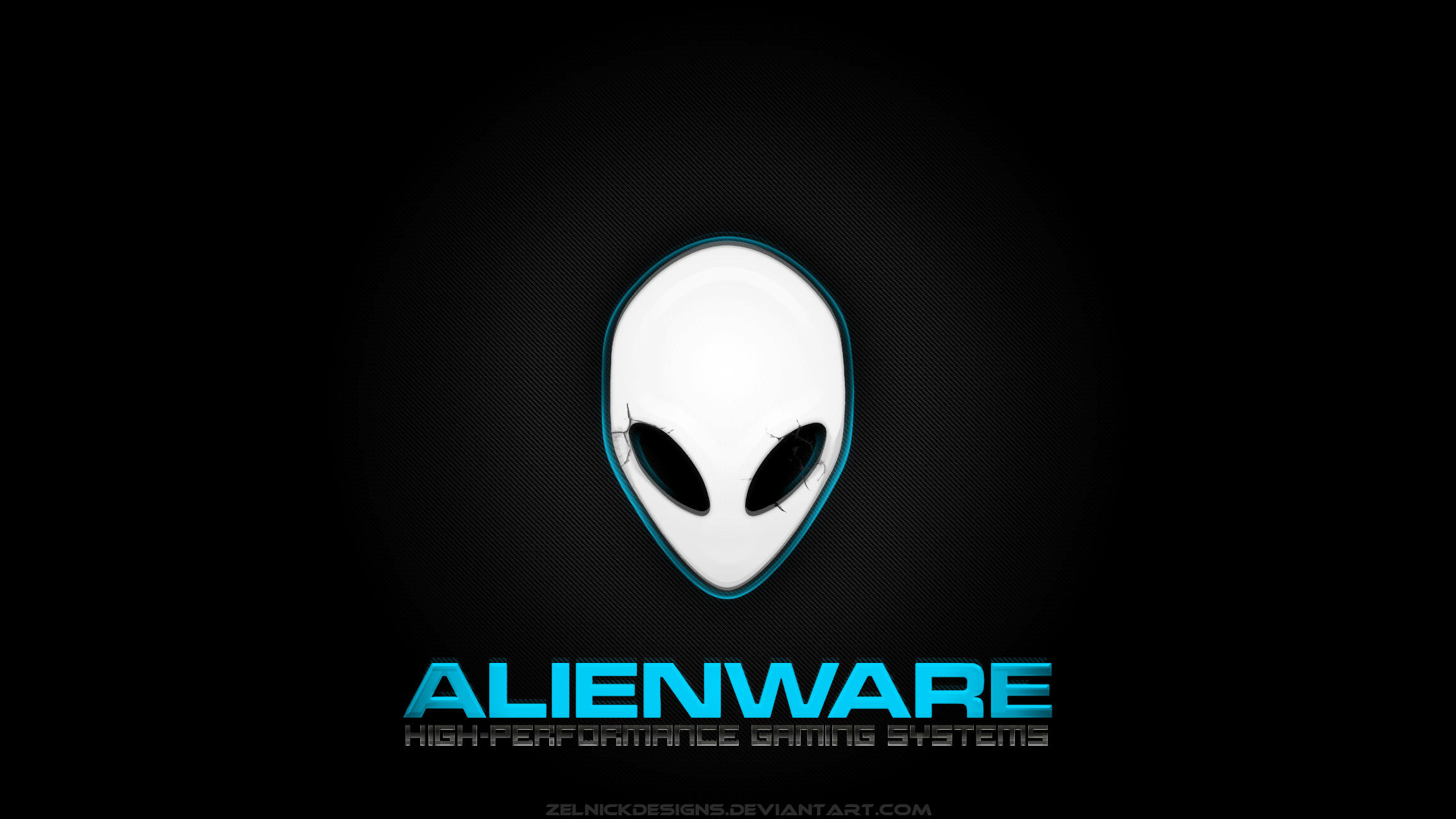 Alienware Wallpaper Pack v2 by ZelnickDesigns