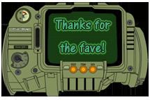 A Fallout Thanks
