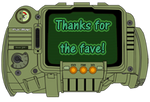 A Fallout Thanks by jdoem