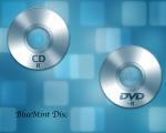 BlueMint Disc by thekingdolphin