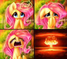 Never say no to Fluttershy