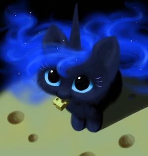 Baby Nightmare Moon
