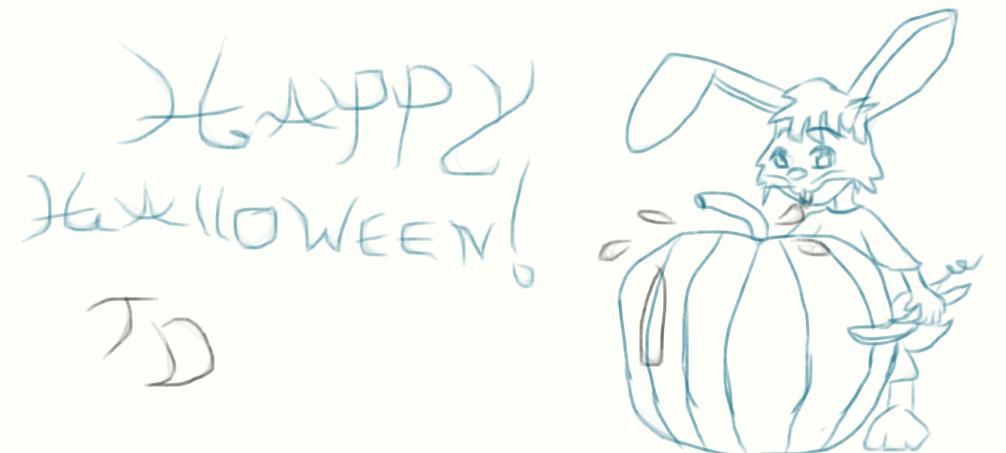 Halloween 2015: Carving Pumpkins by Twilightdrifter
