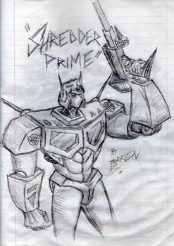 Shredder Prime