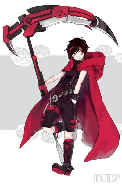 Bleeding Hearts II (Male!Ruby Rose x Reader) by BlackFang
