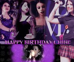 Happy Birthday, Chibi TBM! by TheChimeraDoll