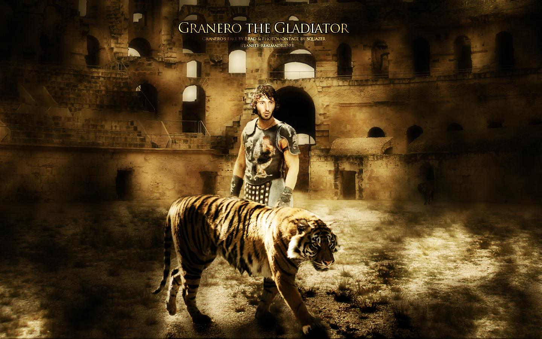 ... Granero the Gladiator by real-squazer & Granero the Gladiator by real-squazer on DeviantArt azcodes.com
