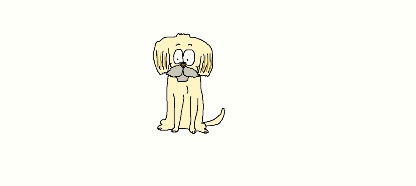 Buddy in Sanjay and Craig style! by puppyluv1993