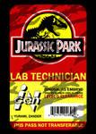 JP Lab Tech ID Template
