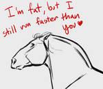 Shire Gallop--Rough