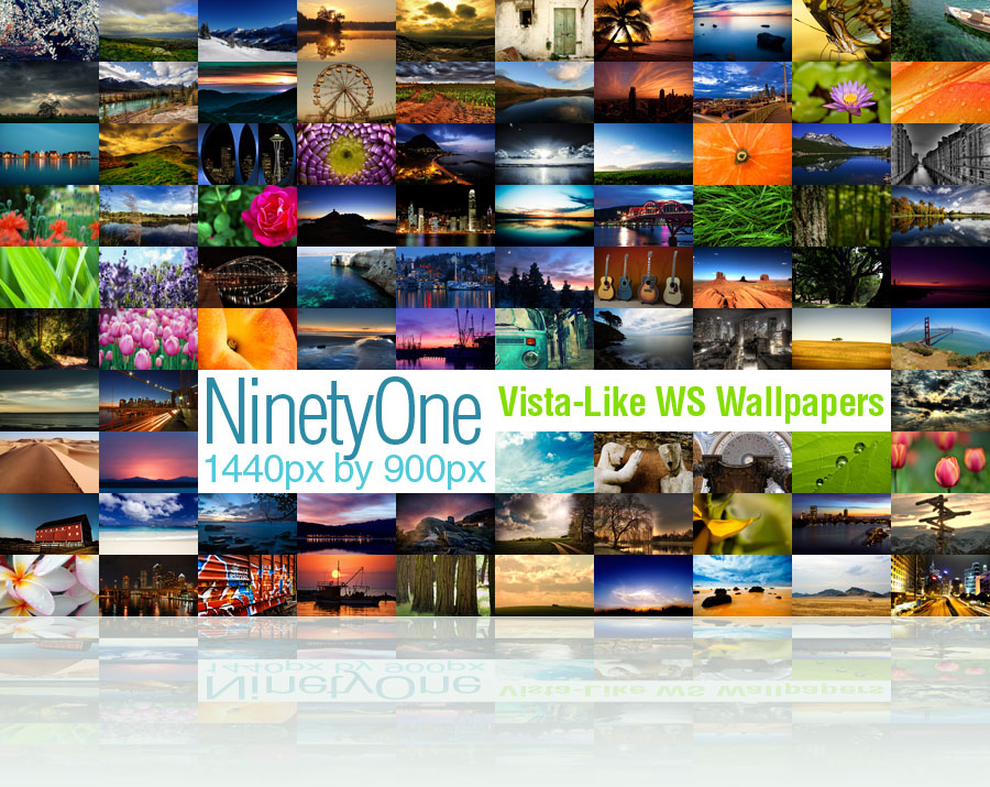 91 Vista-Like WS Wallpapers