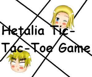 Hetalia Tic-Tac-Toe game by neko-inaba