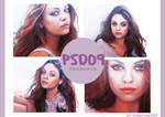 Colouring PSD09