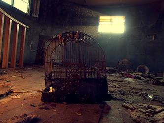 Bird-cage by JohnKyo