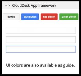 CloudDesk App Framework (New) by DaKoder