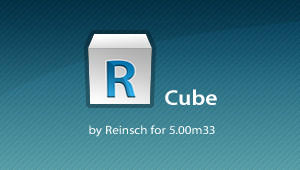 R-Cube CTF Theme For 6.35 PRO by Ghost482