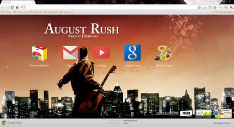 August Rush theme