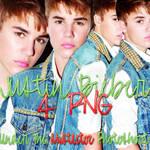 Justin Bieber PNG pack