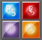 Adobe CS5 Dock Icons