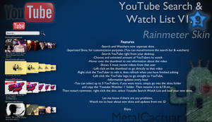 YouTube Search/Watch List v1.2