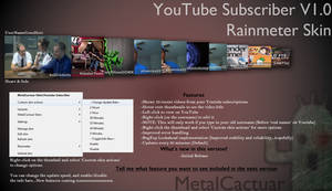 YouTube Subscriber v1.00