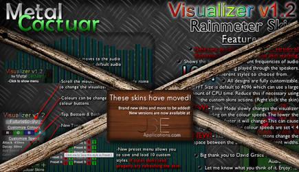 Visualizer v1.20 [MOVED] by MetalCactuar