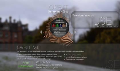 Orbit V1.1 by MetalCactuar