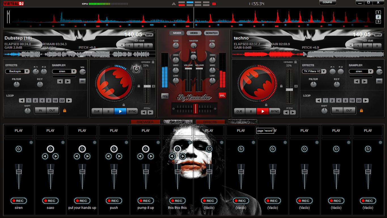 virtual dj 7 skins free download