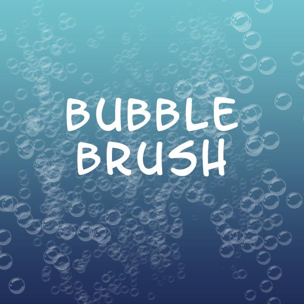 Bubble Brush for Photoshop