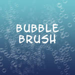 Bubble Brush for Photoshop by The-Clockwork-Crow