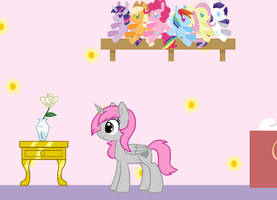 MLP Interactive Filly's room by The-Clockwork-Crow