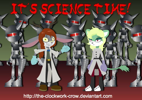 IT'S SCIENCE TIME!