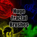 Huge Fractal Brushes 1