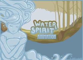 Water Spirit Flash Animation