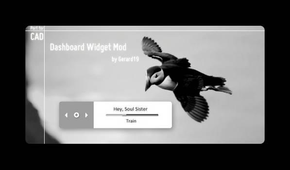 Dashboard Widget Mod