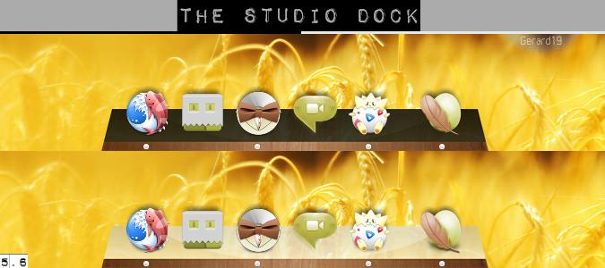 The Studio Dock by Gerard19