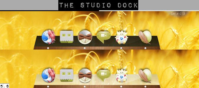 The Studio Dock