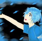 Raine my oc